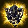 岩盾 +150物理防禦 +150魔法防禦 +1000最大生命