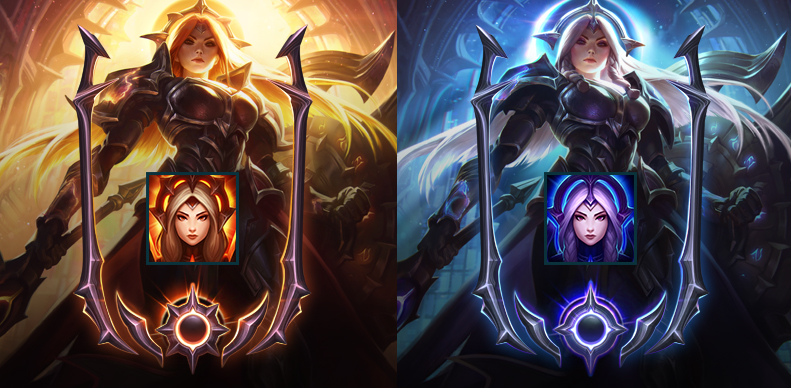 New Legendary Skins Solar And Lunar Eclipse Leona Available Now Lol