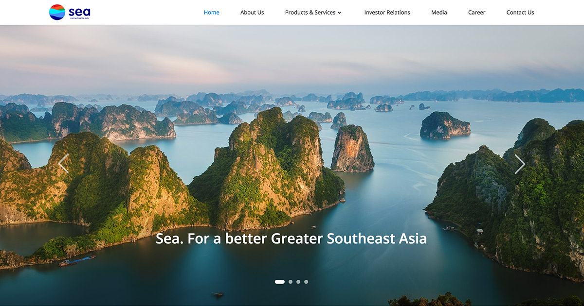 Sea | Home Page