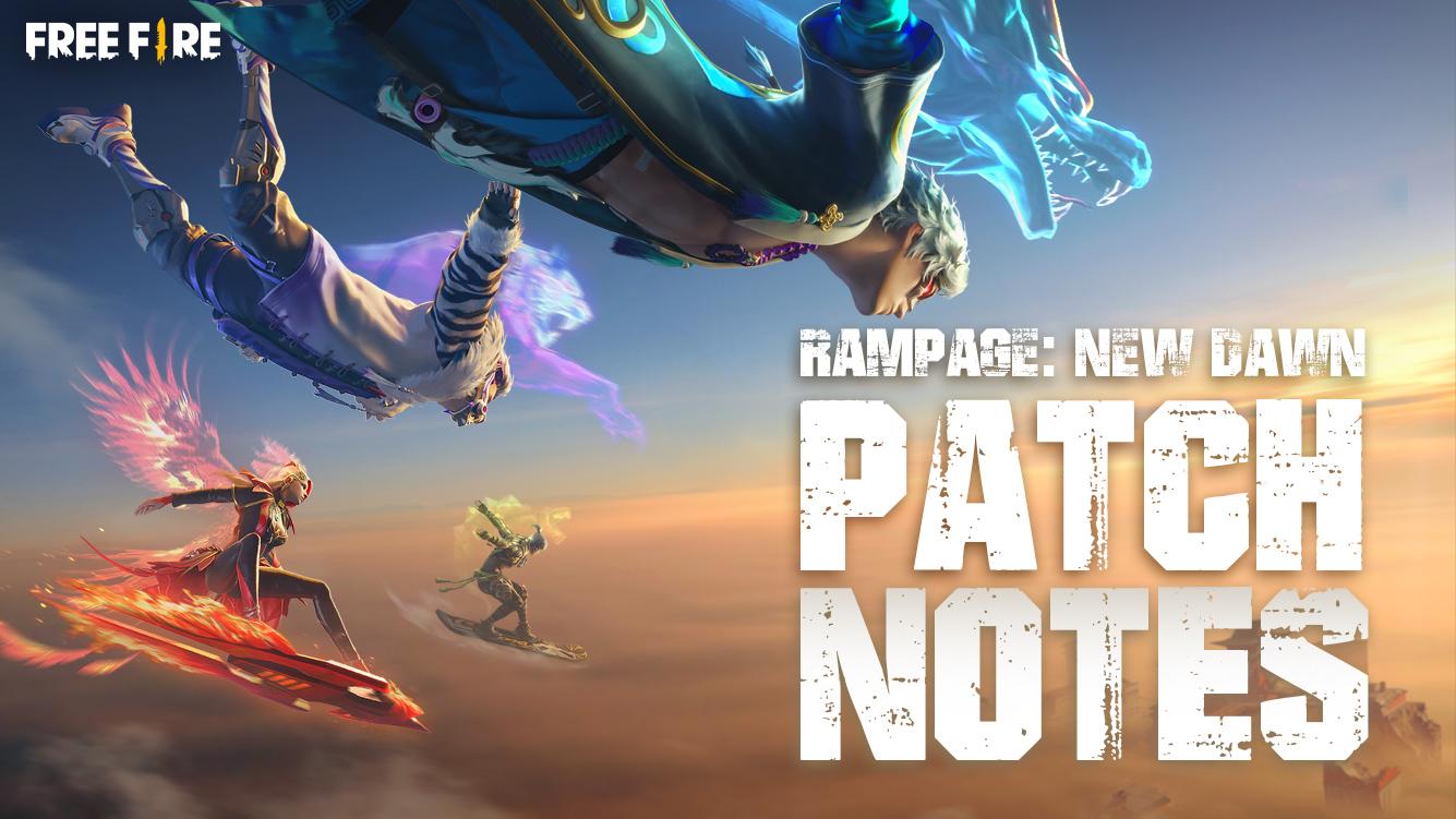 อัปเดตใหม่: Rampage