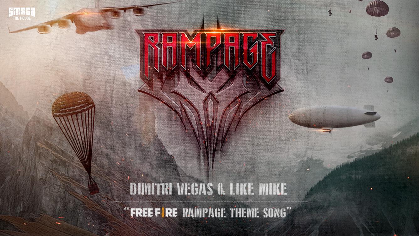 แคมเปญ Rampage ของ Garena Free Fire กลับมาเป็นครั้งที่ 3 แล้ว พร้อมเพลงประกอบโดย คู่หู DJ Dimitri Vegas & Like Mike